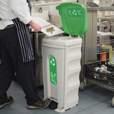 cuenta en tu negocio con los cubos de basura de TuMaqHos