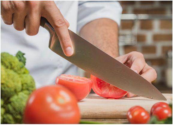 desinfecta con los esterilizadores de cuchillos con ozono de TuMaqHos