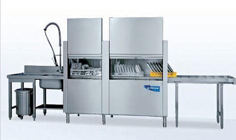 tren de lavado hostelería para tu cocina profesional